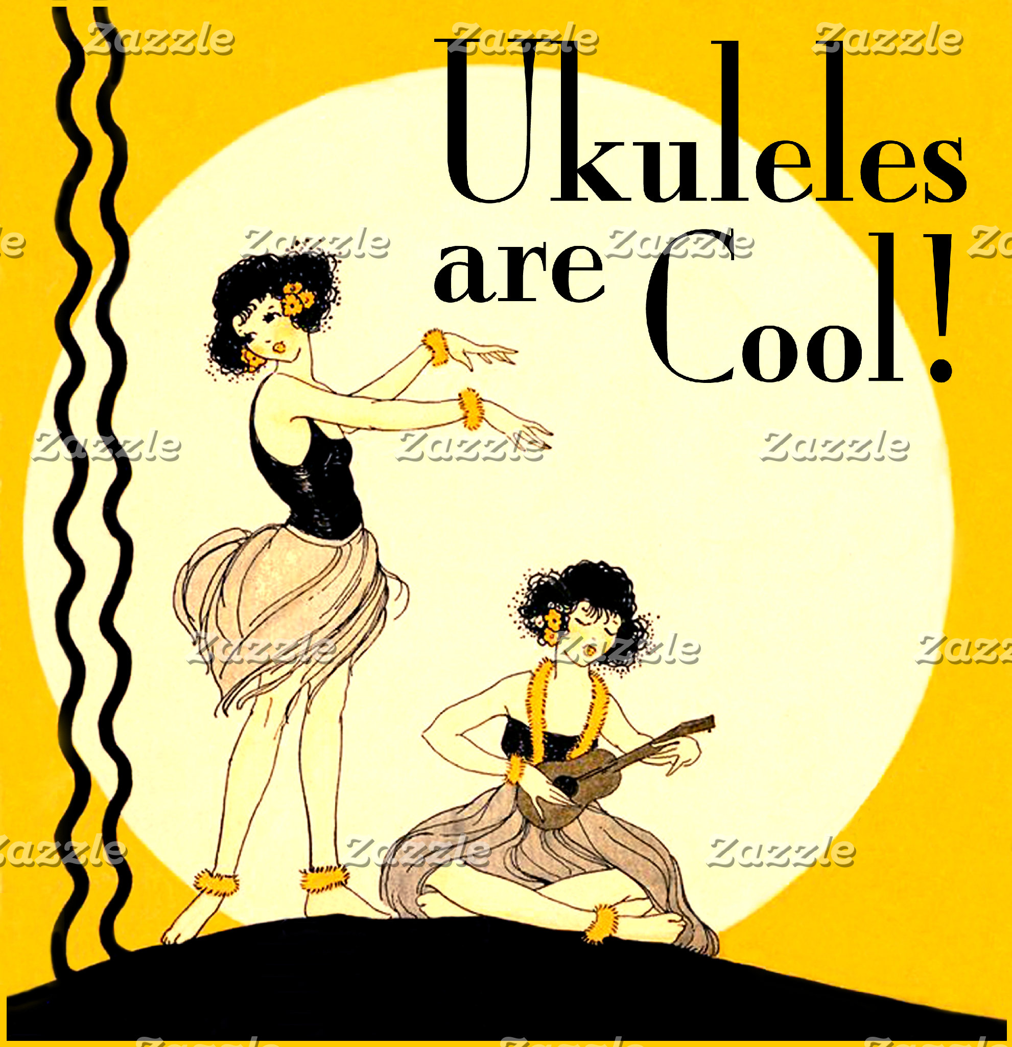 Ukuleles are Cool!
