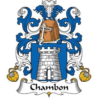 Chambon Family Crest