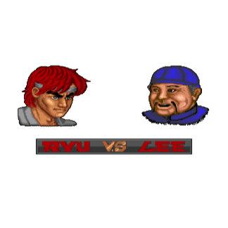 Ryu Vs Lee