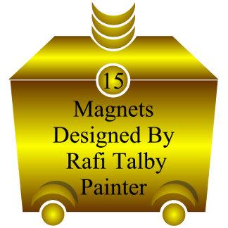 15 magnets rafi talby