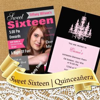 Sweet Sixteen | Quinceanera