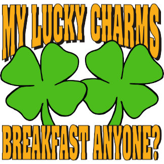 My Lucky Charms - Breakfast Anyone? T-Shirts