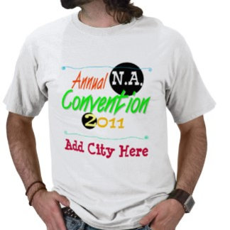 Convention T-Shirts