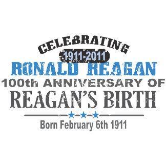 Ronald Reagan Birthday