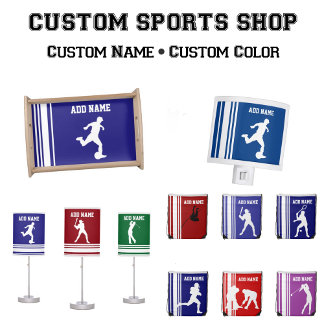 Custom Sports Shop
