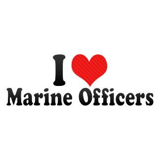 I Love Marine Officers