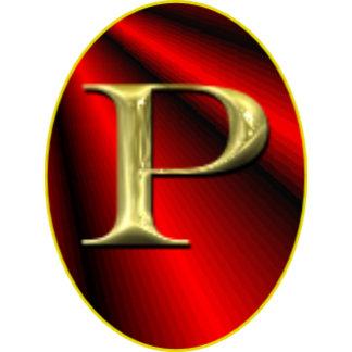 Letter P Monograms