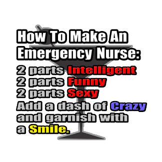 How To Make a Emergency Nurse