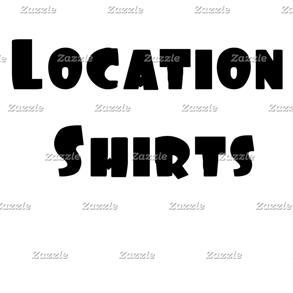 Location Shirts
