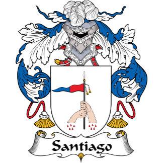 Santiago Family Crest
