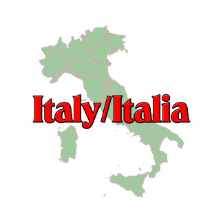 Italy/Italia. Show off your love here.