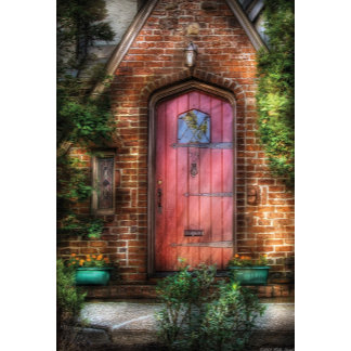 Door - Sweet as Gingerbread