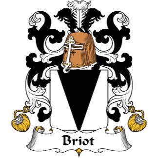 Briot Family Crest