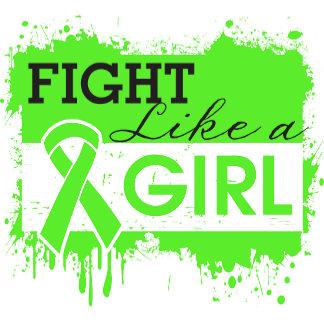 Lymphoma Splatter Fight Like a Girl