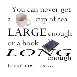 You can Never Get a Cup of Tea