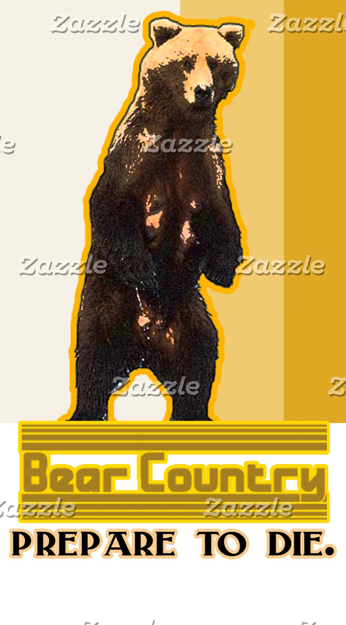 Bear Country - Prepare to Die!
