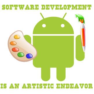 Software Development Is An Artistic Endeavor