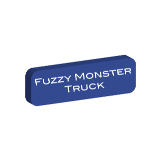 Fuzzy Monster Truck