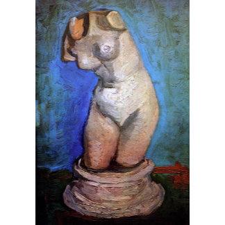 Statuette Of A Female Torso