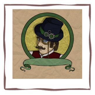 Steampunk Prince