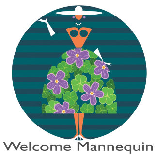 Welcome Mannequin