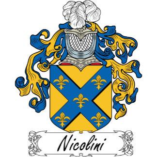 Nicolini Family Crest