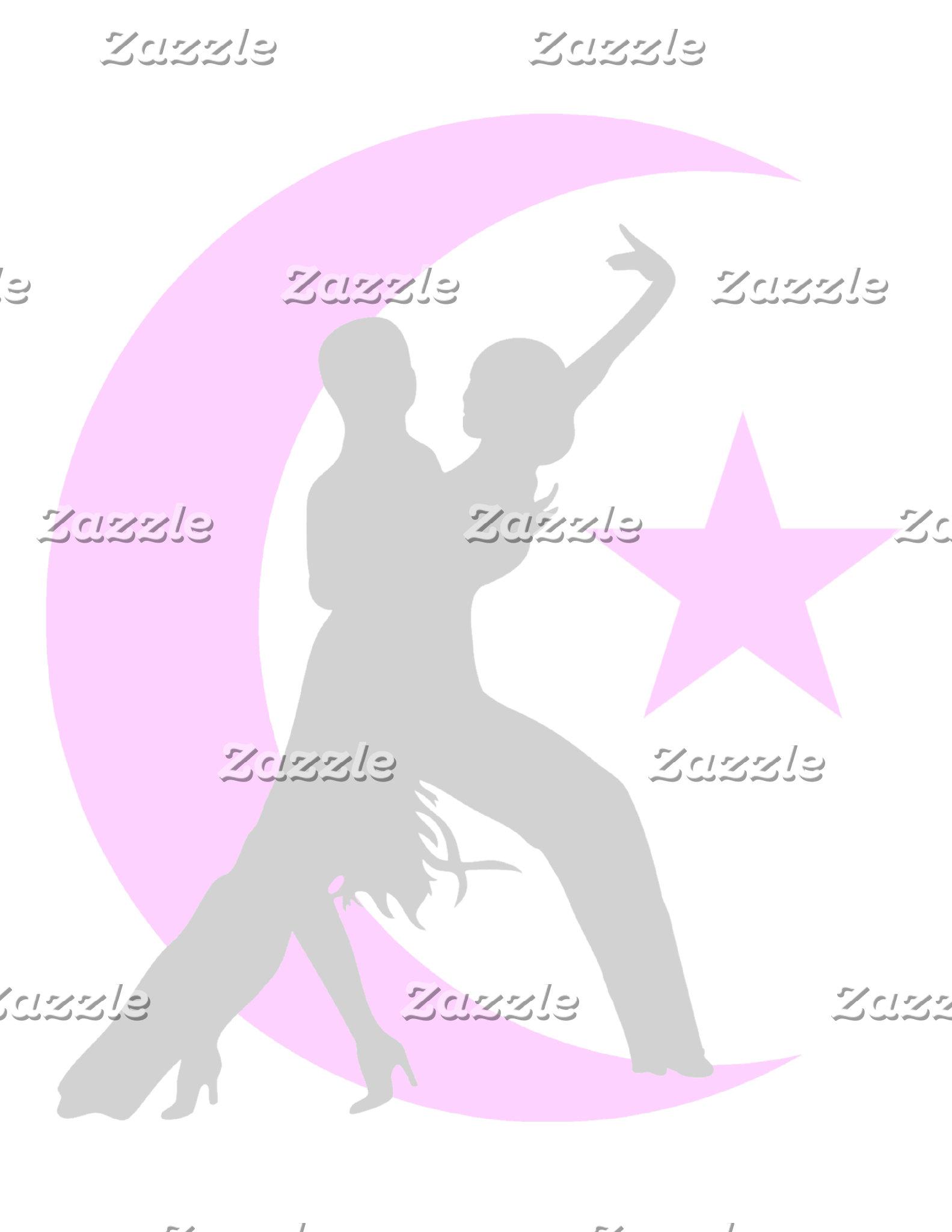Ballroom Dance Invitations & Stationary