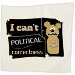 I can't bear political corectness