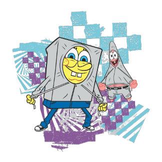 SpongeBob & Patrick - Invertebrates in the Hood