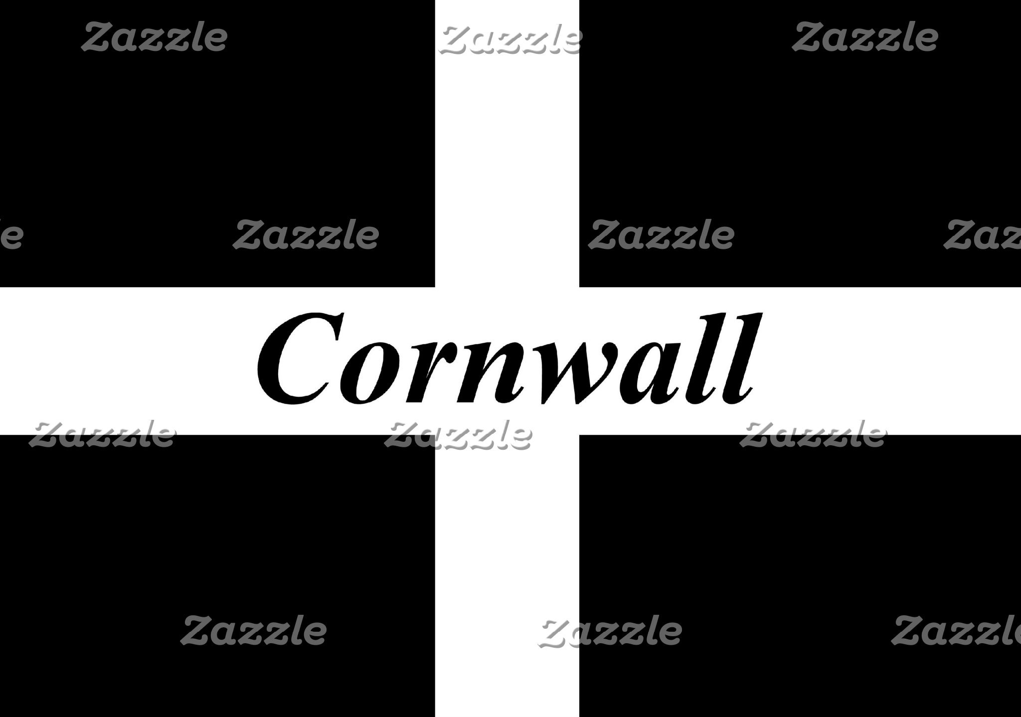Cornish Flag Products
