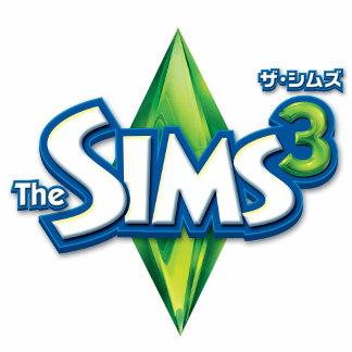 Sims 3 Logo - Japanese