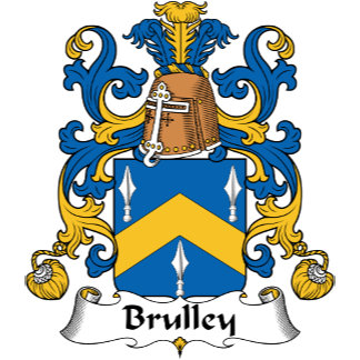 Brulley Family Crest
