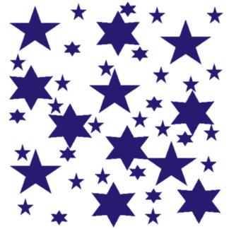 Dark blue Stars 96 items