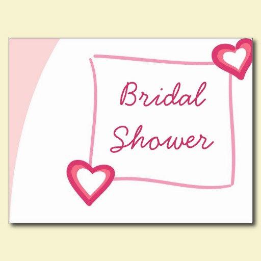 Bridal Shower: Misc