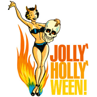 Jolly Holly Ween!