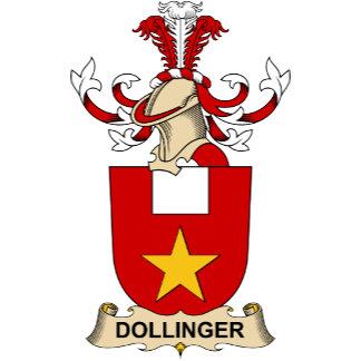 Dollinger Family Crests