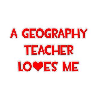 A Geography Teacher Loves Me