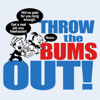 Throw The Bums Out