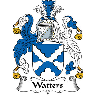 Watters Family Crest