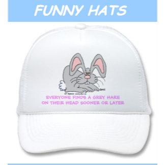 Hats Funny!
