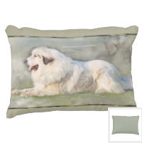 007 Great Pyrenees Pillows
