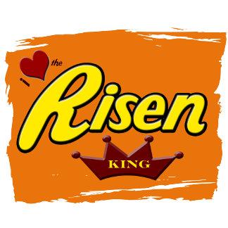 Jesus Reeses Risen King