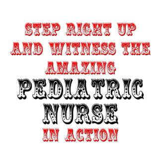 Amazing Pediatric Nurse In Action