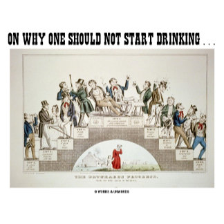 On Why One Should Not Start Drinking ... (Psyche)