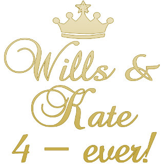 Wills and Kate 4-ever