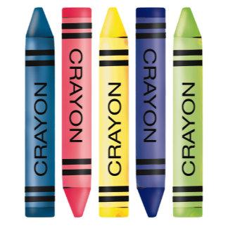 Fat Crayons
