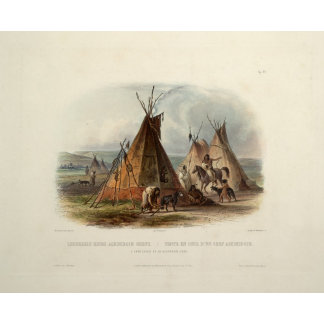 KARL BODMER Travels in Interior of North America