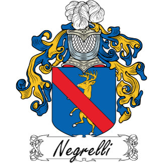 Negrelli Family Crest