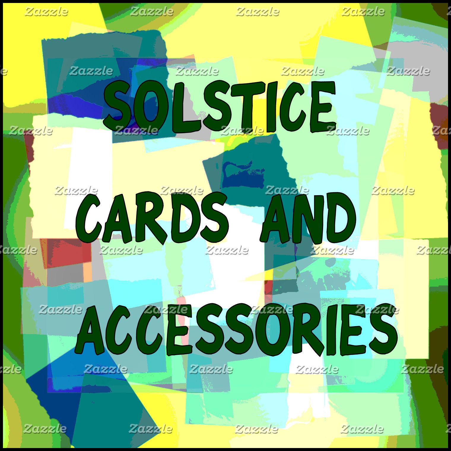 WINTER SOLSTICE CARDS AND ACCESSORIES