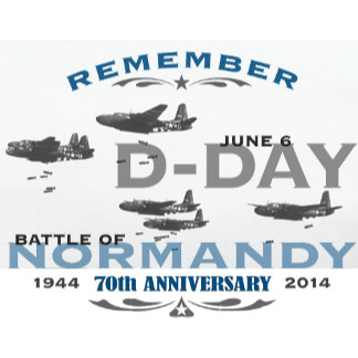 Normandy D-Day Airplane Invasion